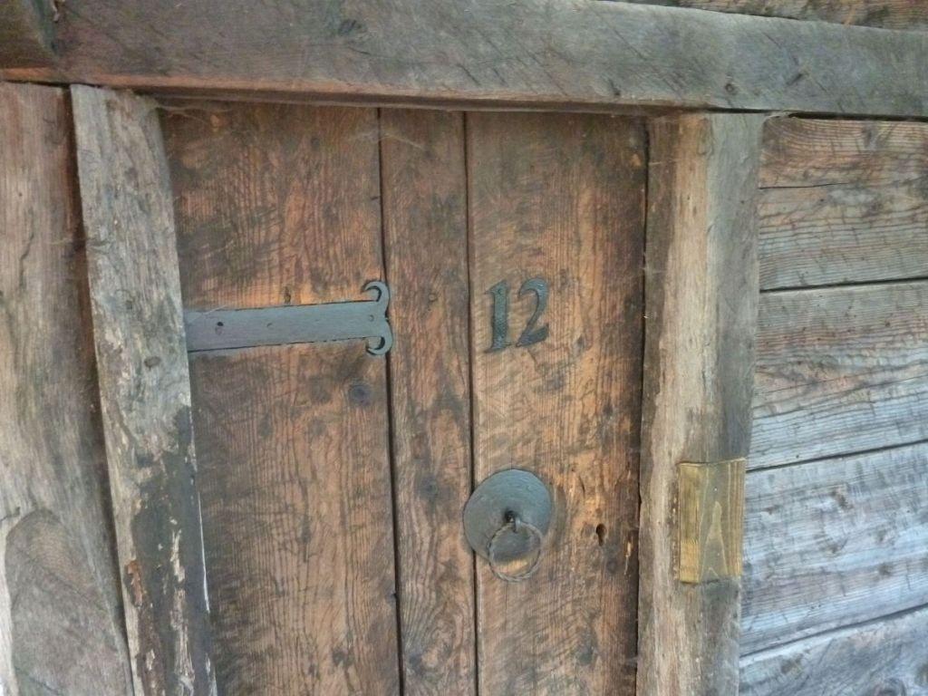 Дверь мельницы. Фото: Елена Арсениевич, CC BY-SA 3.0