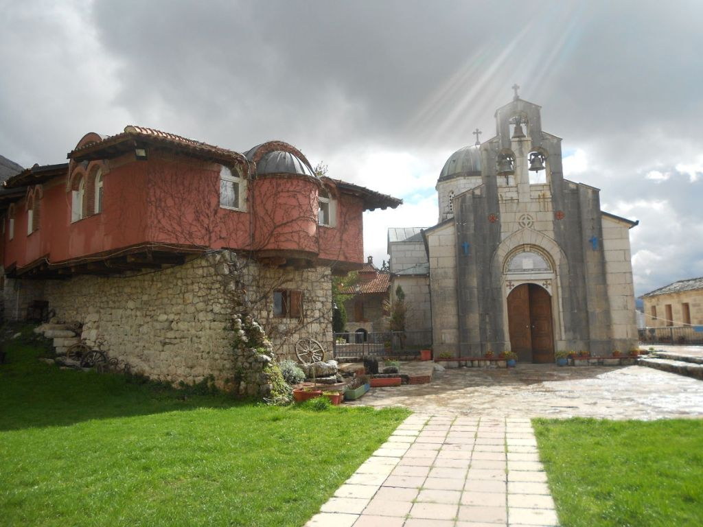 Монастырь Тврдош. Фото: Елена Арсениевич, CC BY-SA 3.0