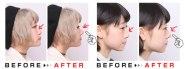鼻プチ ノーズシークレット 使用前・使用後画像