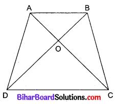 Bihar Board Class 10 Maths Solutions Chapter 6 त्रिभुज Ex 6.3 Q3