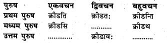 Bihar Board Class 6 Sanskrit Solutions Chapter 9 खेलक्षेत्रम् 1