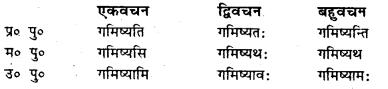 Bihar Board Class 7 Sanskrit व्याकरण धातु-रूपाणि 18