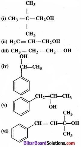 BIhar Board Class 12 Chemistry Chapter 11 ऐल्कोहॉल, फ़िनॉल एवं ईथर img-1