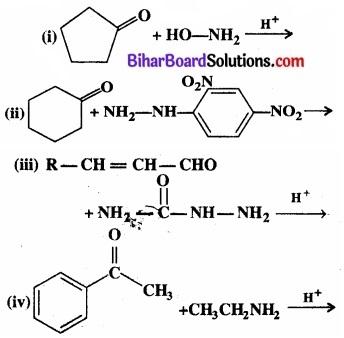 BIhar Board Class 12 Chemistry Chapter 12 ऐल्डिहाइड, कीटोन एवं कार्बोक्सिलिक अम्ल img-4