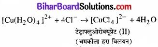 BIhar Board Class 12 Chemistry Chapter 9 उपसहसंयोजन यौगिक img 23
