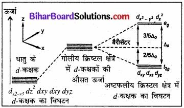 BIhar Board Class 12 Chemistry Chapter 9 उपसहसंयोजन यौगिक img 28