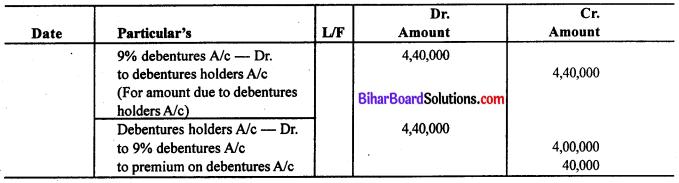 Bihar Board 12th Accountancy Model Question Paper 3 in English Medium Q3
