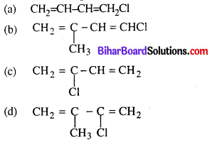 Bihar Board 12th Chemistry Objective Answers Chapter 15 Polymers 2