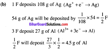 Bihar Board 12th Chemistry Objective Answers Chapter 3 Electrochemistry 13
