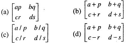 Bihar Board 12th Maths Model Question Paper 1 in English Medium - 4
