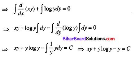 Bihar Board 12th Maths Model Question Paper 2 in English Medium - 31