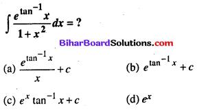 Bihar Board 12th Maths Model Question Paper 2 in Hindi MCQ Q26