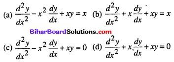 Bihar Board 12th Maths Model Question Paper 2 in Hindi MCQ Q32