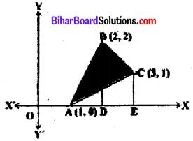 Bihar Board 12th Maths Model Question Paper 2 in Hindi SAQ Q29