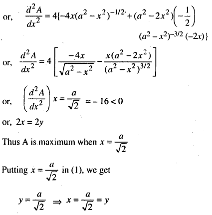 Bihar Board 12th Maths Model Question Paper 3 in English Medium - 29