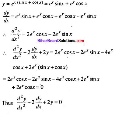 Bihar Board 12th Maths Model Question Paper 4 in English Medium - 16