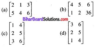 Bihar Board 12th Maths Model Question Paper 4 in English Medium - 2