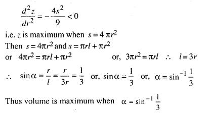 Bihar Board 12th Maths Model Question Paper 4 in English Medium - 36