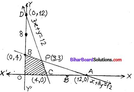 Bihar Board 12th Maths Model Question Paper 4 in English Medium - 45