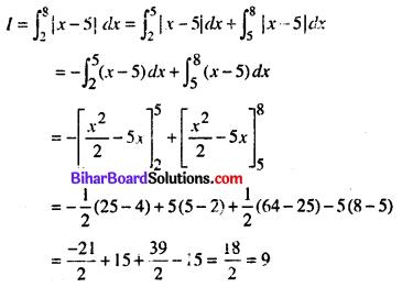 Bihar Board 12th Maths Model Question Paper 4 in Hindi SAQ Q12