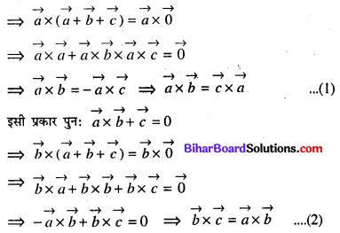 Bihar Board 12th Maths Model Question Paper 4 in Hindi SAQ Q16.1