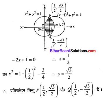 Bihar Board 12th Maths Model Question Paper 4 in Hindi SAQ Q29
