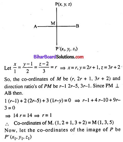 Bihar Board 12th Maths Model Question Paper 5 in English Medium SAQ Q31