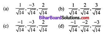 Bihar Board 12th Maths Objective Answers Chapter 11 Three Dimensional Geometry Q2