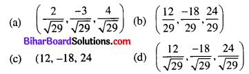 Bihar Board 12th Maths Objective Answers Chapter 11 Three Dimensional Geometry Q46