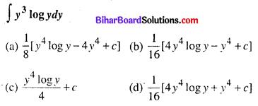 Bihar Board 12th Maths Objective Answers Chapter 7 समाकलन Q18