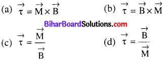 Bihar Board 12th Physics Model Question Paper 1 in English Medium 2