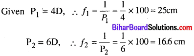 Bihar Board 12th Physics Model Question Paper 1 in English Medium 5