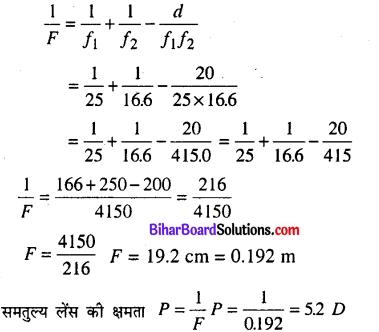 Bihar Board 12th Physics Model Question Paper 1 in Hindi - 8