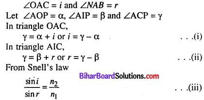 Bihar Board 12th Physics Model Question Paper 3 in English Medium 20