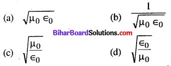 Bihar Board 12th Physics Model Question Paper 4 in Hindi - 2