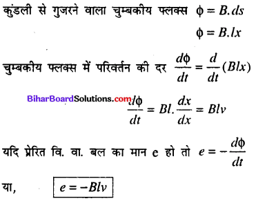 Bihar Board 12th Physics Model Question Paper 5 in Hindi - 5