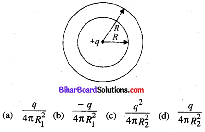 Bihar Board 12th Physics Objective Answers Chapter 1 वैद्युत आवेश तथा क्षेत्र - 13