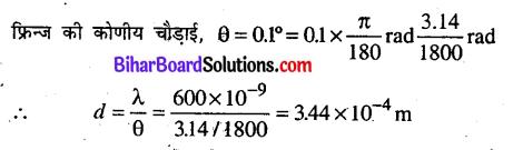 Bihar Board 12th Physics Objective Answers Chapter 10 तरंग-प्रकाशिकी - 3