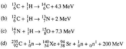 Bihar Board 12th Physics Objective Answers Chapter 13 नाभिक - 1
