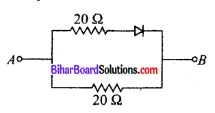 Bihar Board 12th Physics Objective Answers Chapter 14 अर्द्धचालक इलेक्ट्रॉनिकी पदार्थ, युक्तियाँ तथा सरल परिपथ - 1