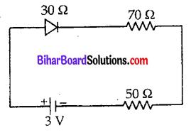 Bihar Board 12th Physics Objective Answers Chapter 14 अर्द्धचालक इलेक्ट्रॉनिकी पदार्थ, युक्तियाँ तथा सरल परिपथ - 6