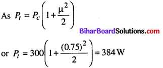Bihar Board 12th Physics Objective Answers Chapter 15 Communication Systems in english medium 4