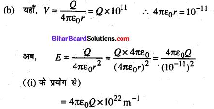 Bihar Board 12th Physics Objective Answers Chapter 2 स्थिरवैद्युत विभव तथा धारिता - 16
