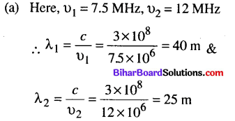 Bihar Board 12th Physics Objective Answers Chapter 8 Electromagnetic Waves - 5