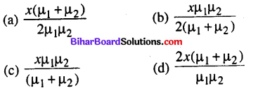 Bihar Board 12th Physics Objective Answers Chapter 9 Ray Optics and Optical Instruments - 1