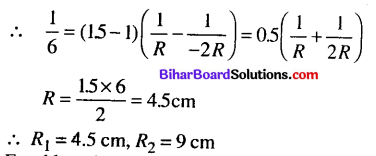Bihar Board 12th Physics Objective Answers Chapter 9 Ray Optics and Optical Instruments - 10