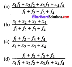 Bihar Board 9th Maths Objective Answers Chapter 14 सांख्यिकी Q46