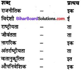 Bihar Board Class 11th Hindi Book Solutions गद्य Chapter 6 मेरी वियतनाम यात्रा 1