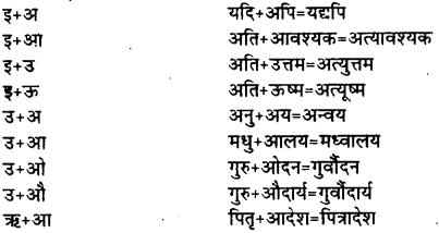 Bihar Board Class 12th Hindi व्याकरण संधि 5