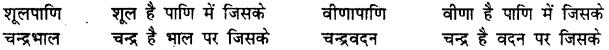 Bihar Board Class 12th Hindi व्याकरण समास 22